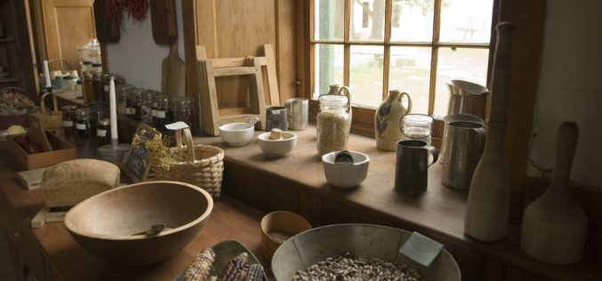 Some Views of Country Styled Kitchens for That Rustic Look