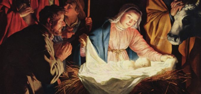 Celebrating the Christmas Nativity and Jewish Hanukkah