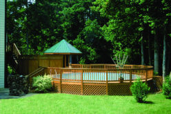<span>photo image analysis:</span> Landscaping Your Above Ground Pool Area