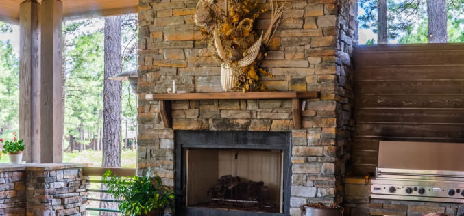 Adding a Fireplace Mantel as Your Room Decor Showcase