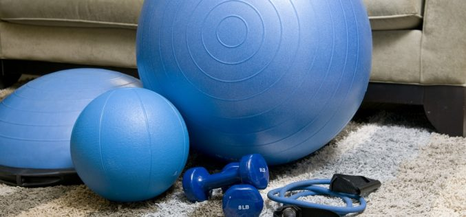 What Home Exercise Can You Do … and Where?