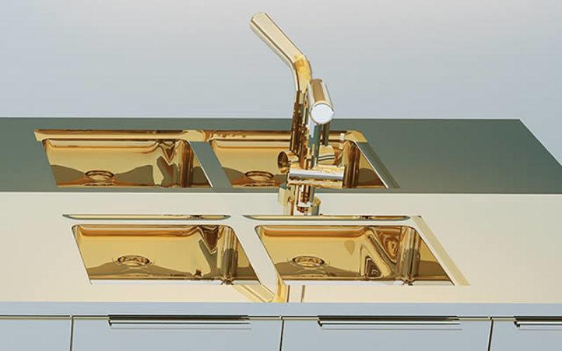 Taking a Look Inside The Kitchen Sink