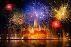 Celebrating New Year's Eve 2019