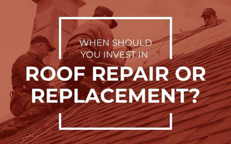 When Should You Invest in Roof Repair or Replacement?