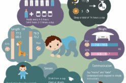 Series of Infant Growth and Caring Guides: 11-Month