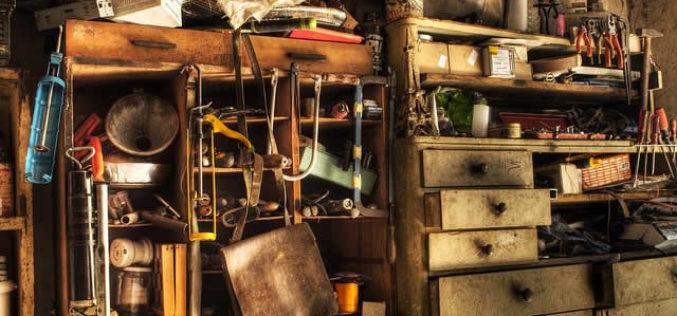Basement Storeroom and Storage Ideas