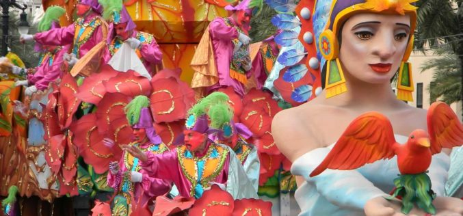 Mardi Gras From Around the World