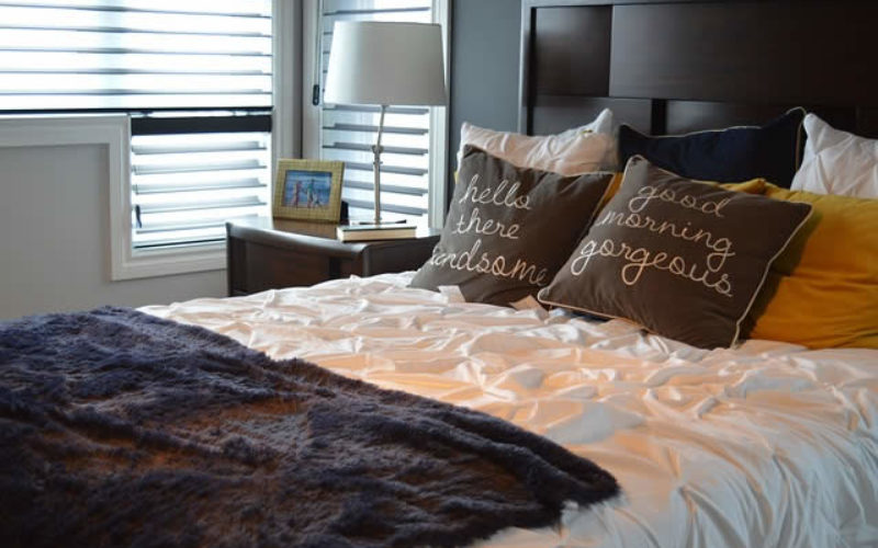 Design Concepts for Small Master Bedroom