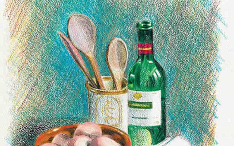 Inside the Kitchen: Items That Help Your Cook (part 1)