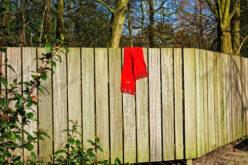 Adding a Wooden Garden Fence
