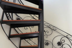 Spiral Staircase Kits for Getting Upstairs