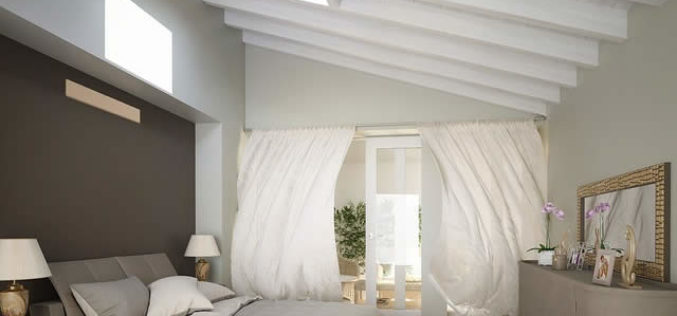 What To Do With Attic Space: Convert Into an Attic Guest Bedroom