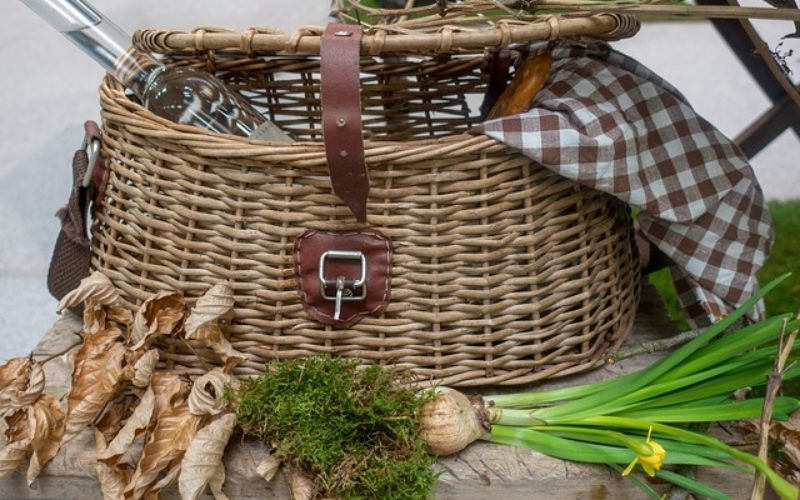 Taking a Picnic Basket To All Kind of Places