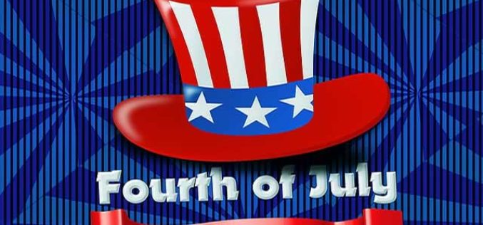 The 4th of July is Coming Up! How About Celebrating It Small?