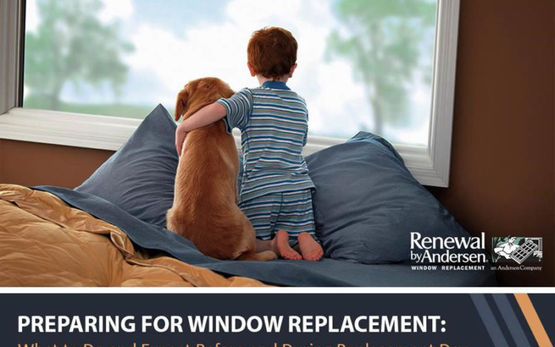 Preparing for Window Replacement: What to Do Before and on Replacement Day