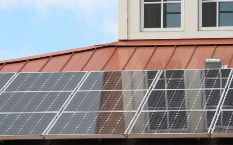 What Will Roof Solar Panels Look Like On My House?