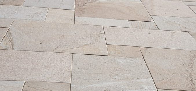 The Shapes and Looks of Stone Tile Flooring