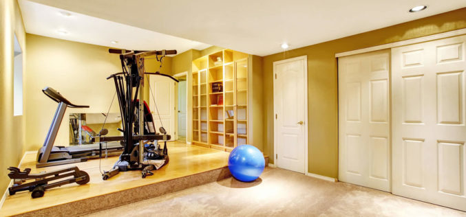 <span>photo image analysis:</span> Dedicated Exercise Room for Discipline