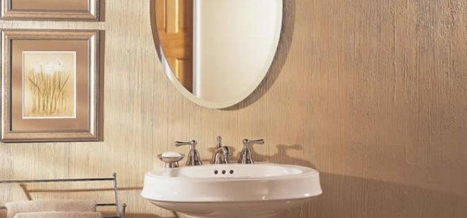 Making Your Powder Bathroom Luxurious