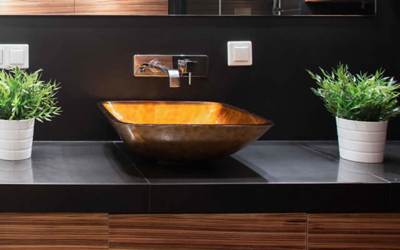 Interesting Vessel Sinks for Your Bathroom Design