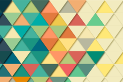 Geometric Thinking for Wall Paper