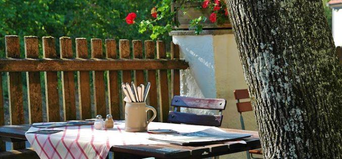 Enjoying Your New Garden Furniture
