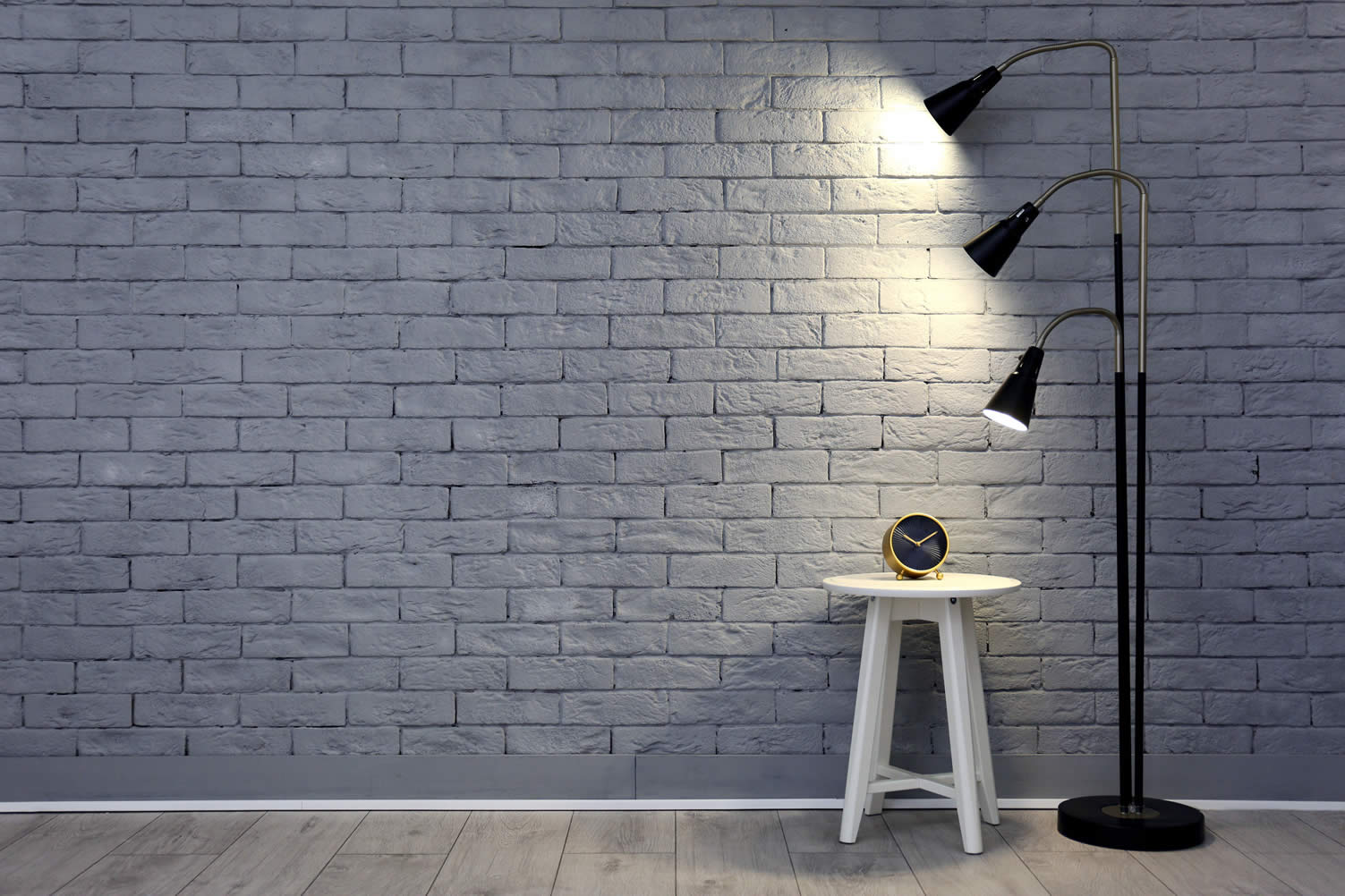 using arc lamps