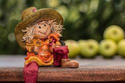 Using Fall Nature for Autumn Decor