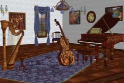 Dedicated Piano Room for Music Lovers