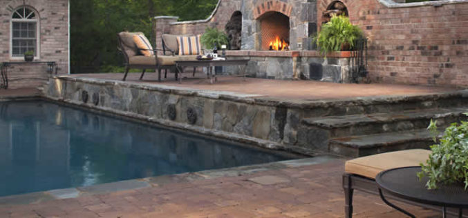 Putting in a Swimming Pool – Let's Decide Pool Hardscaping Ideas