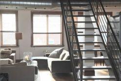 Simply Design Loft Bedroom Area