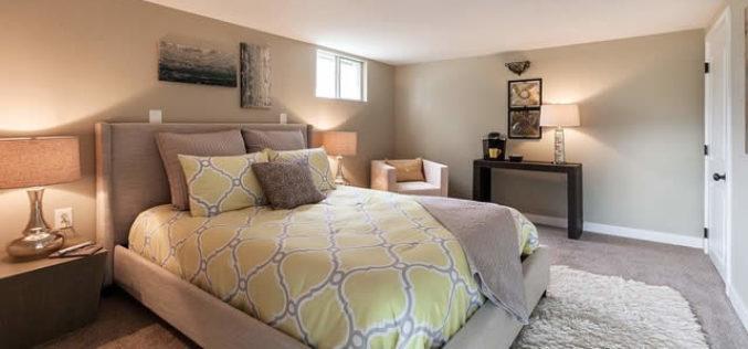 Transform Your Basement Into a Guest Room