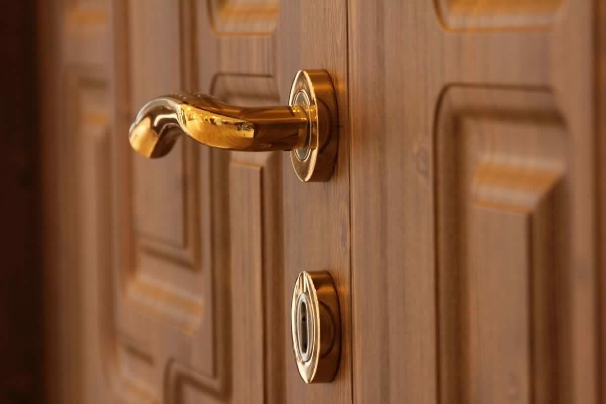 Looking at Door Knobs