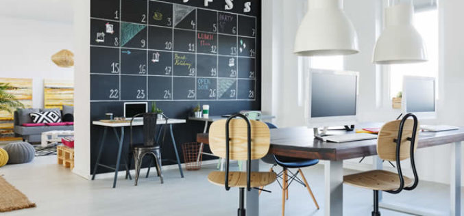 Painting One Wall With Chalkboard Paint – Why?