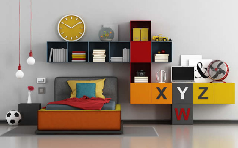 The Decorated Teen Bedroom – Something That Defines Their Path