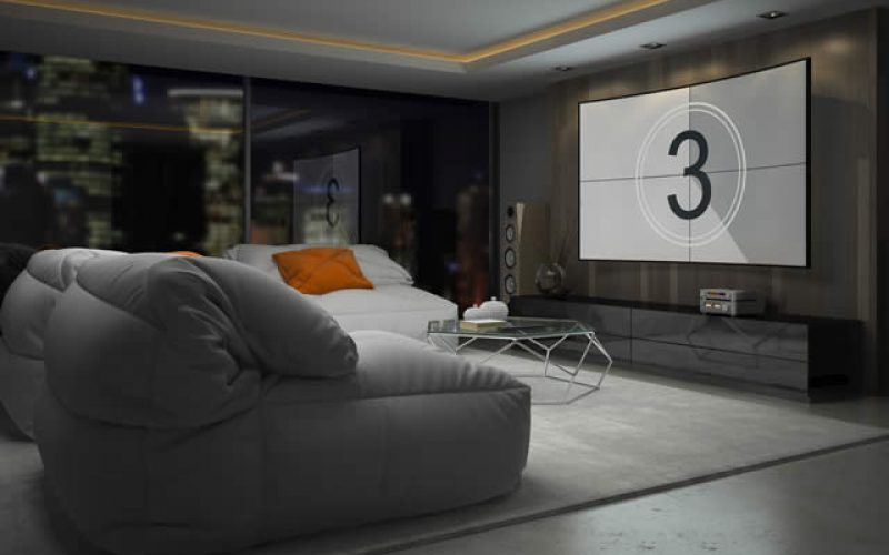 How to Properly Create a Home Theater in Your Basement