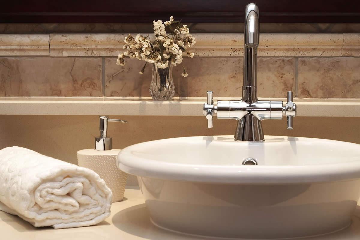 Styles of Bathroom Vessel Sinks | Photo Remodeling