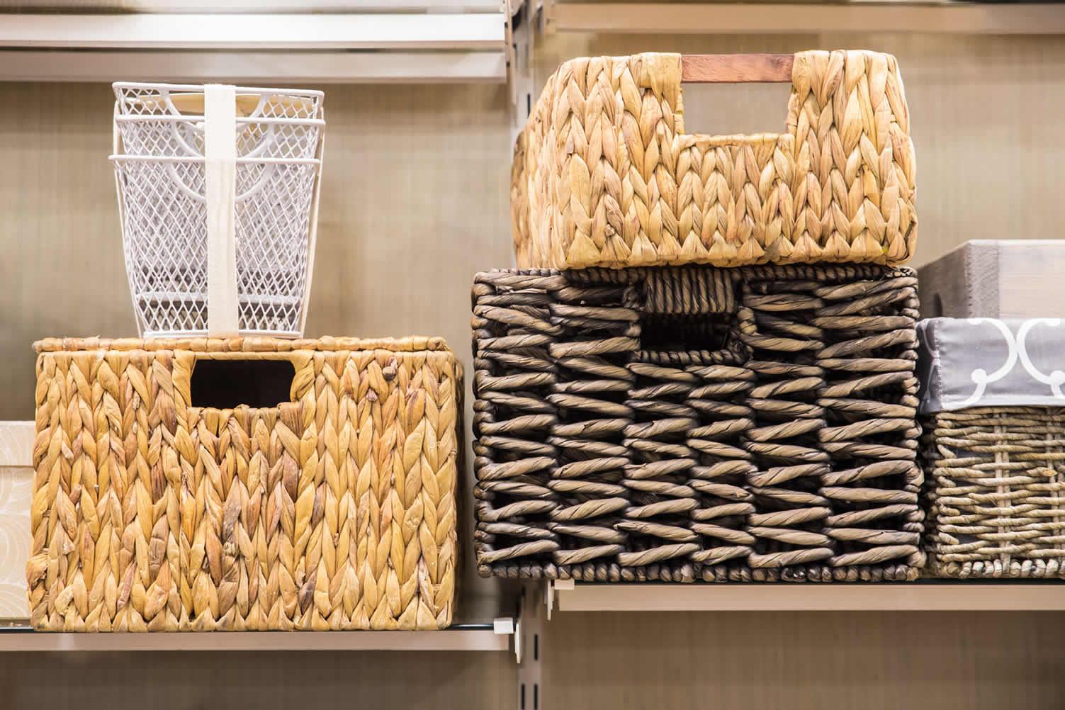 nursery room storage ideas