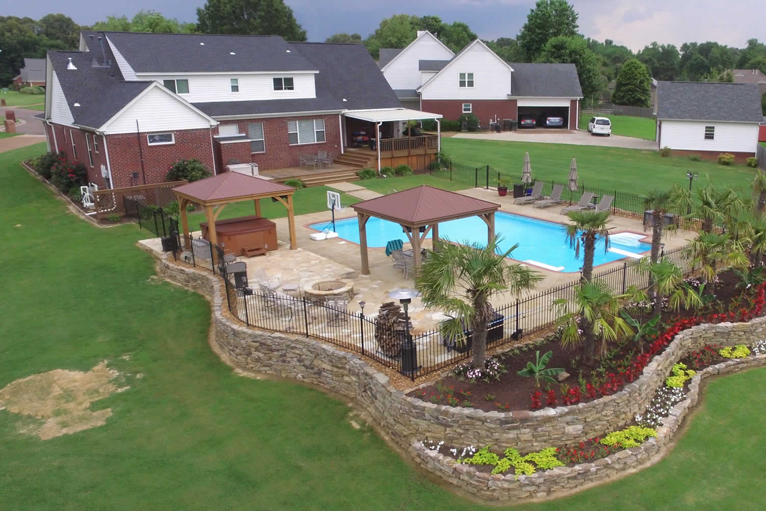 type of backyard pool