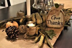 The First Thanksgiving – And Getting Ready for Yours