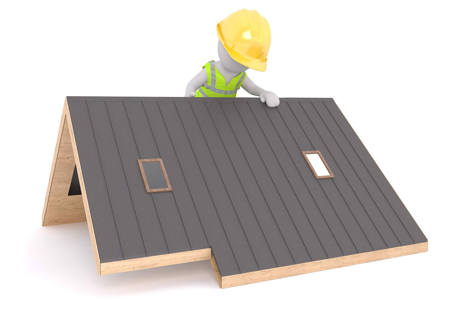 re-roofing and roof replacement