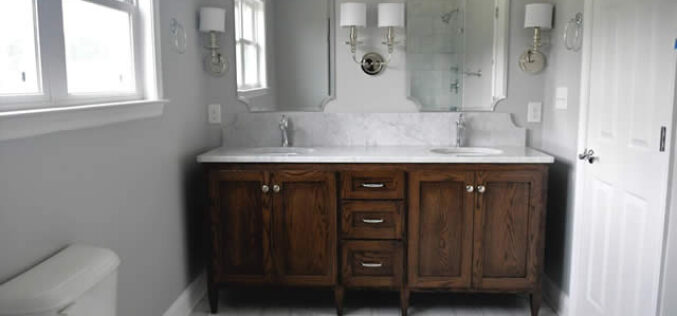 Remodel Your Bathroom with a New Vanity