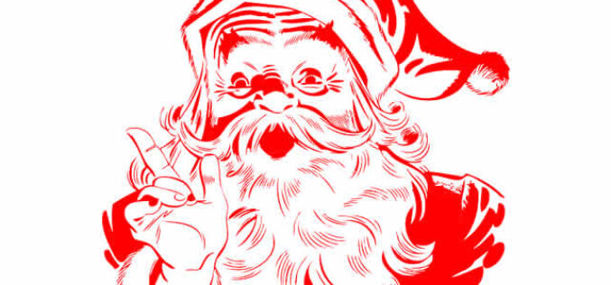 The Story of Santa Claus for Christmas 2020