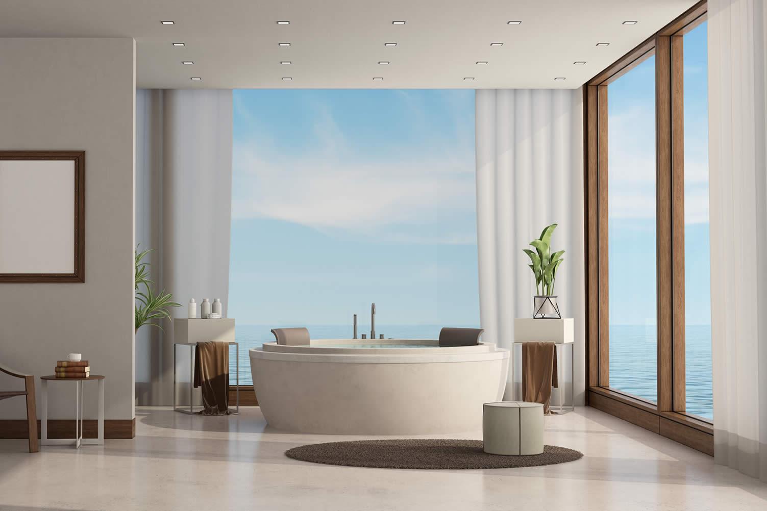 spa bathroom inspiration