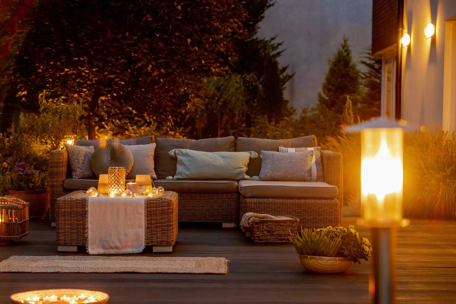 solutions for outdoor lighting
