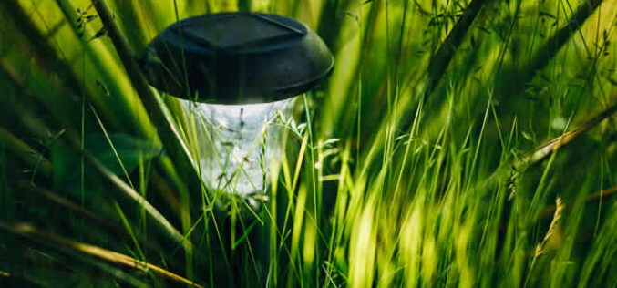 4 Solutions for Outdoor Lighting