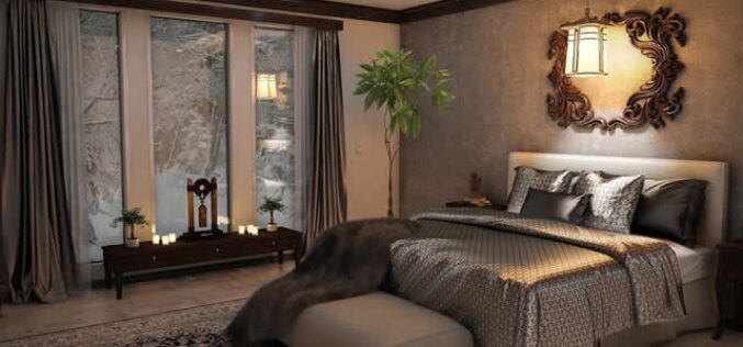 How to Make Your Bedroom Feel More Luxurious