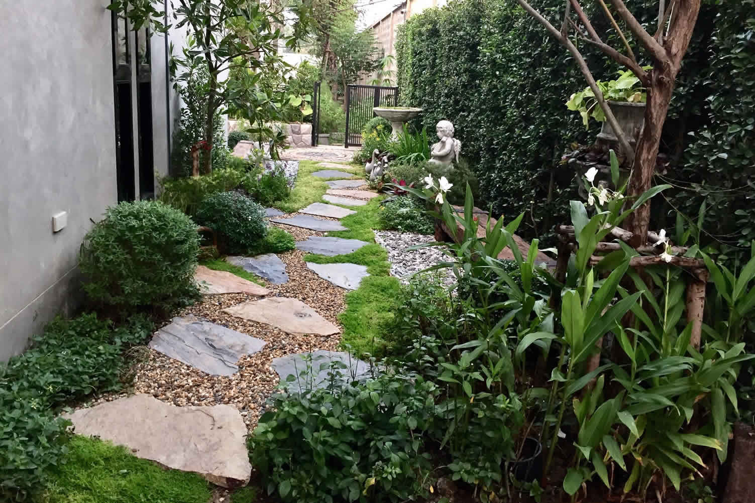 ways to improve residential landscapes