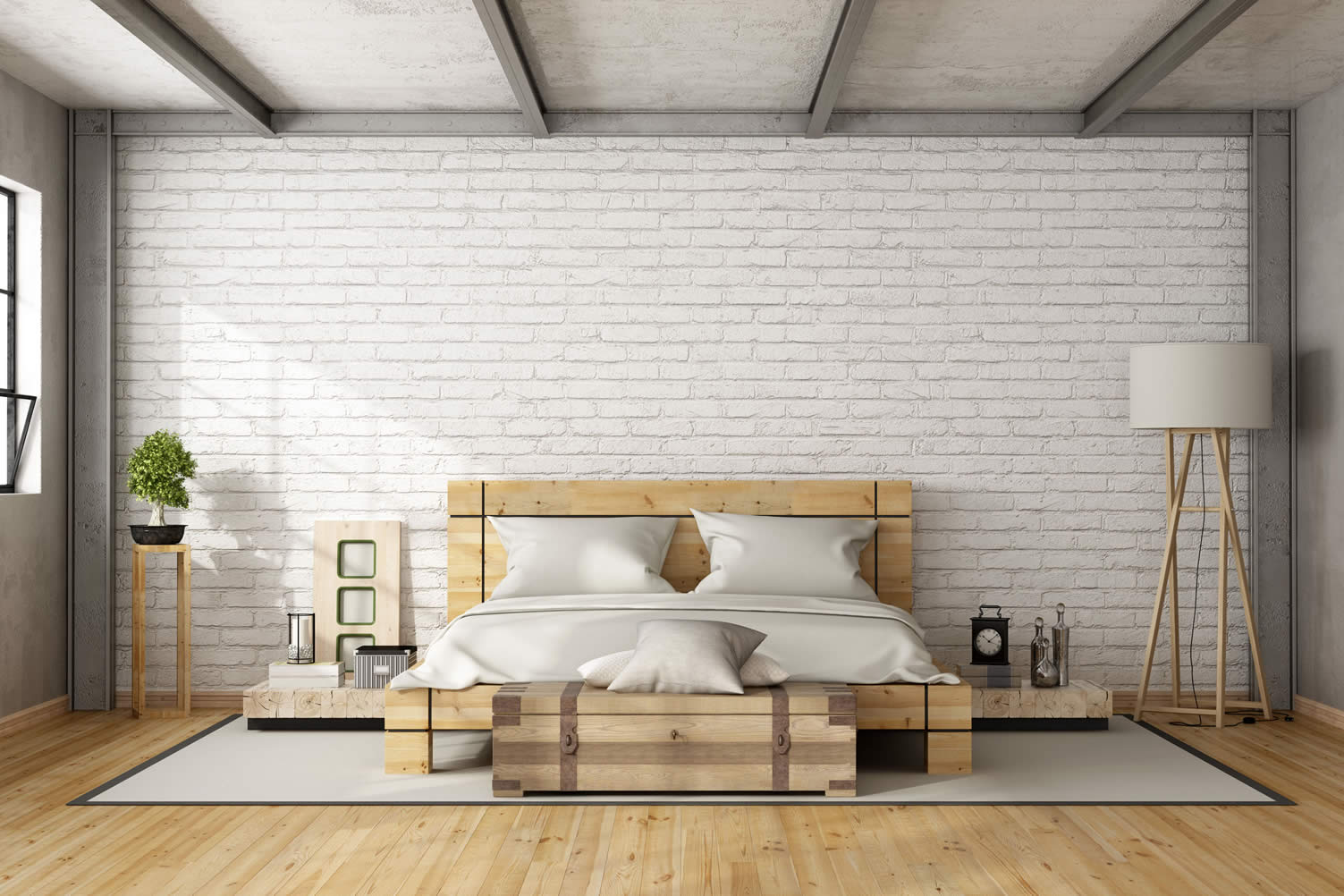 how to give your bedroom a healthy makeover