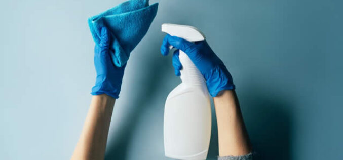 Cleaning Household Appliances in Under Two Hours or Less